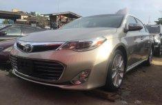 Toyota Avalon 2013 Automatic Petrol ₦15,800,000