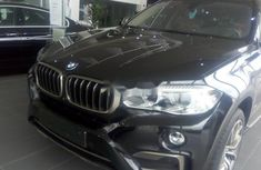 BMW X6 2017 Petrol Automatic Black for sale