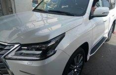 Lexus LX 2017 Automatic Petrol ₦48,000,000