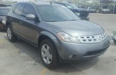 2005 NISSAN MURANO SL  FOR SALE
