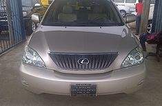 Clean Lexus Rx330 2006 For sale