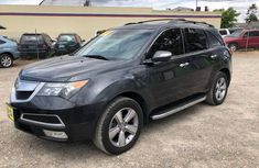 Clean Acura MDX 2014 Black FOR SALE