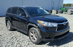 Toyota Highlander 2014 model for sale