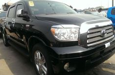 Toyota Tundra 2004 Black for sale