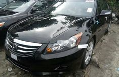 Honda Accord 2008 Petrol Automatic Black for sale