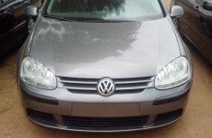 Clean Volkswagen Golf 5 toks 2003 model FOR SALE