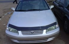 Clean Toyota Camry 1999 model silver colour FOR SALE