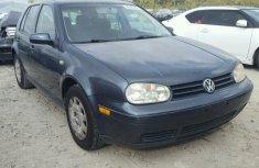 2004 Volkswagen Golf 3 for sale