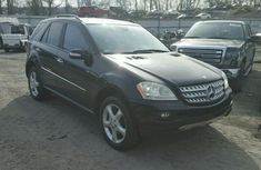 Mercedes Benz ML320 2007 for sale