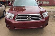 Toyota Highlander 2010 for sale