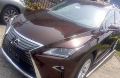 Lexus RX 2017 Automatic Petrol ₦37,000,000 for sale