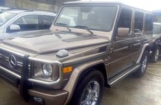 2004 Mercedes-Benz GWagon Petrol Automatic