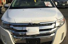 Ford Edge 2012 Petrol Automatic Grey/Silver