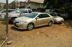Toyota Camry 2013 Gold for sale