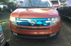 Ford Edge 2008 Petrol Automatic Orange for sale