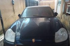 Porsche Cayenne 2008 Petrol Automatic Black