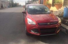 Ford Escape 2014 Petrol Automatic Blue
