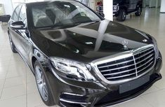 2017 Mercedes-Benz S500 Petrol Automatic for sale