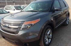Ford Explorer 2011 Petrol Automatic Grey/Silver