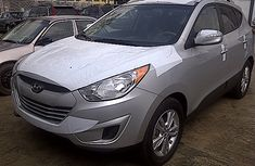 Brand new 2012 Hyundai Tucson (American spec) FOR SALE