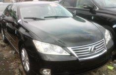 Lexus ES 2011 Petrol Automatic Black
