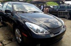 Lexus ES 2006 Petrol Automatic Black