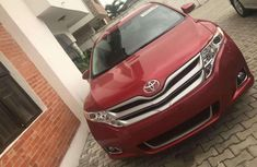 Toyota Venza 2013 Petrol Automatic Red
