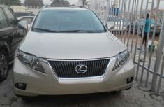 2009 Buy and drive tokunbo Lexus Rx330 for sale