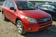 A clean tokunbo Toyota Rav4 2009 for sale