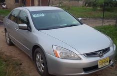 Tokunbo Super Clean 2005 Honda Accord EOD  FOR SALE