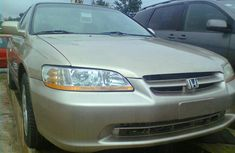 Honda Accord Year 2000 Model Toks FOR SALE
