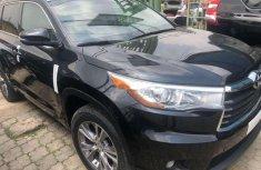 2016 Toyota Highlander for sale in Lagos