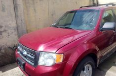 2009 Ford Escape Automatic Petrol well maintained