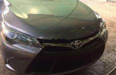 Toyota Camry 2016 Petrol Automatic Grey/Silver