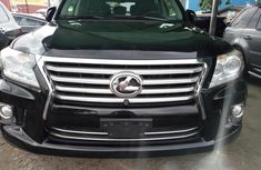 2015 Lexus LX Automatic Petrol well maintained