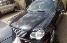 Mercedes-Benz C240 2005 Petrol Automatic Black