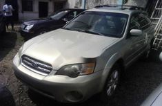 2005 Subaru Outback Automatic Petrol well maintained