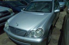 Mercedes-Benz C240 2005 Petrol Automatic Grey/Silver