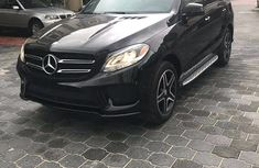 2017 Full option Mercedes Benz GLE 350 FOR SALE