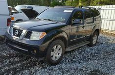2007 Clean and neat direct tokunbo Nissan Pathfinder for sale