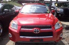 Toyota Rav4 2010 model FOR SALE