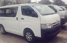 TOYOTA HAICE  2012  FOR SALE