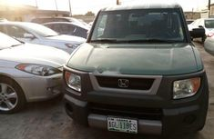 2004 Honda Element for sale in Lagos