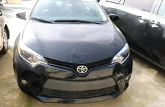 Almost brand new Toyota Corolla Petrol 2016
