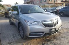 2016 Acura MDX for sale in Lagos