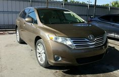 Clean Toyota Venza 2012 for sale
