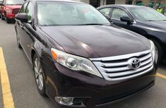 Clean Toyota Avalon 2012 for sale