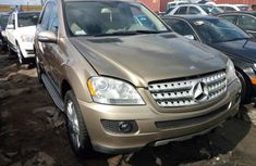 2008 Mercedes Benz ML350 for sale
