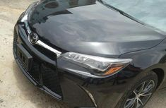 Toyota Camry 2017 Black for sale