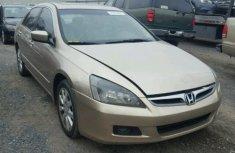 Clean Honda Accord  2004 For Sale
